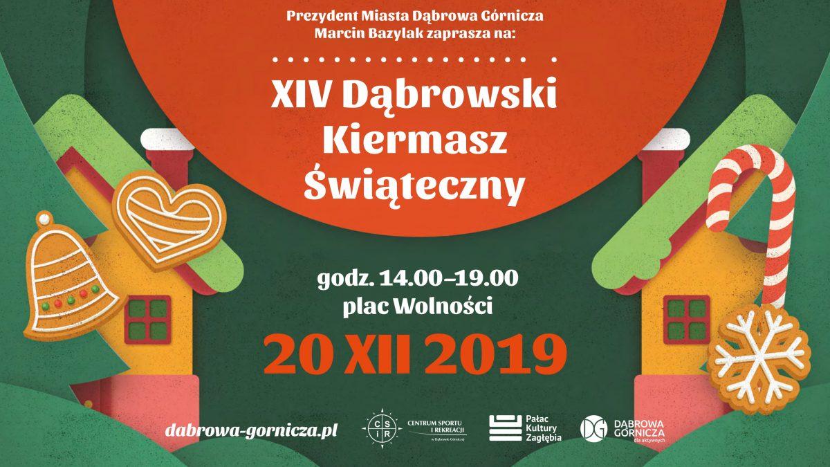 XIV Dąbrowski Kiermasz Świąteczny
