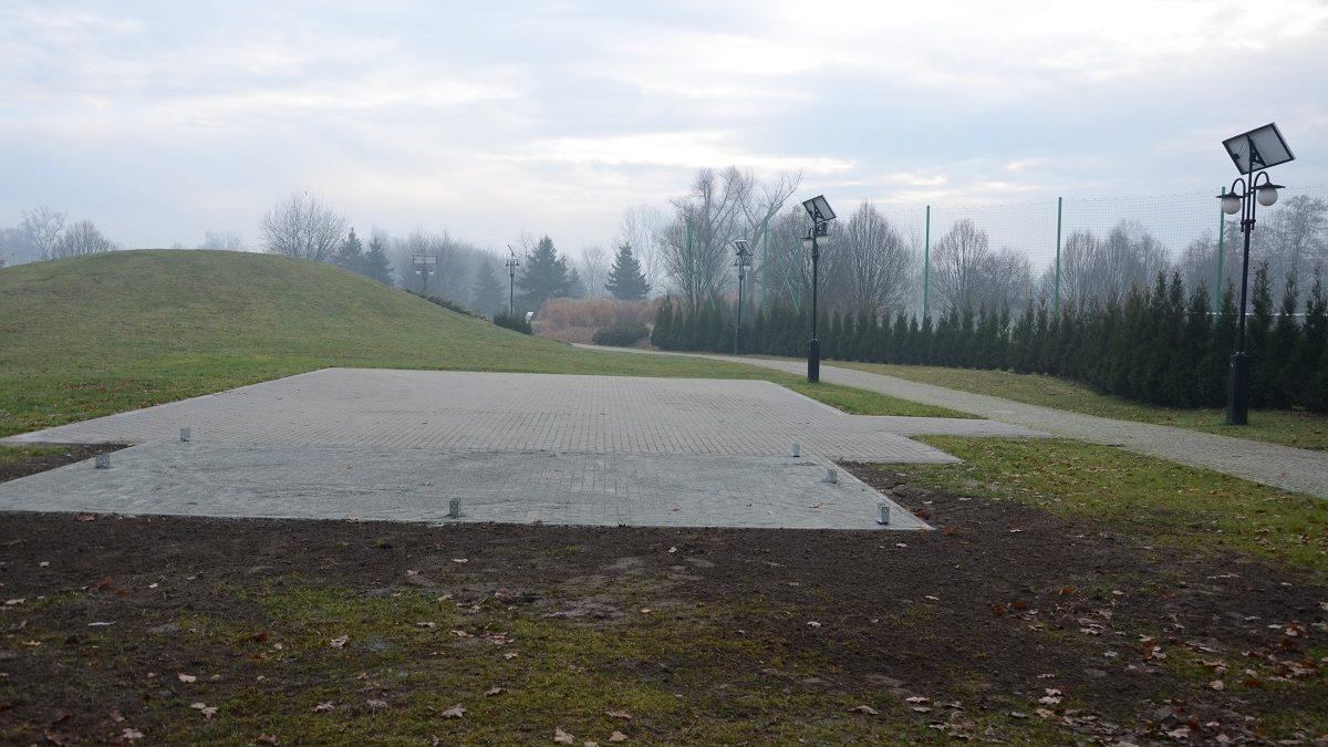 Zadania z Budżetu Obywatelskiego na Mini Arboretum