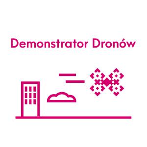 Demontrator dronów