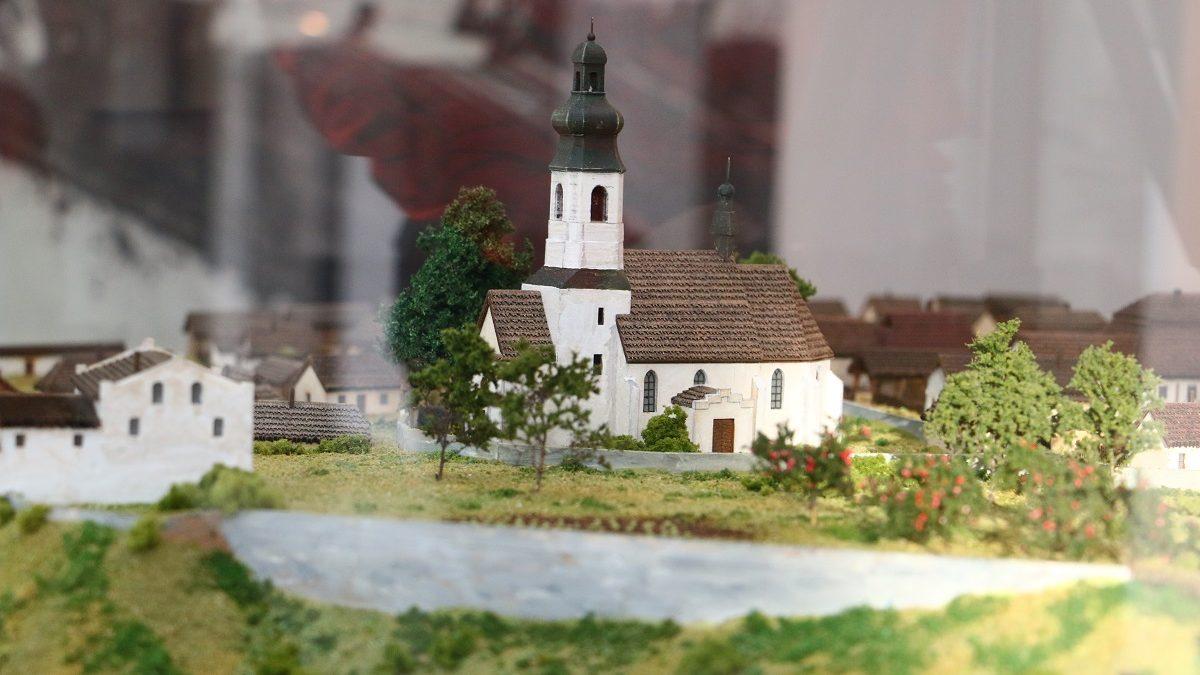 XIX-wieczna Czeladź w miniaturze