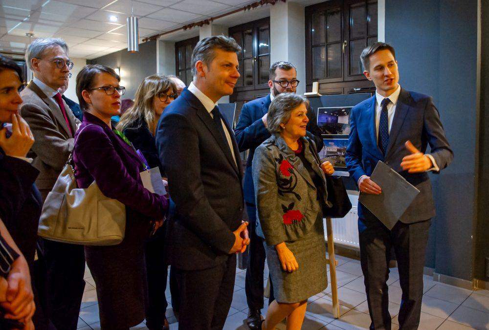 Wizyta unijnej komisarz w Bytomiu: miasto ma potencjał