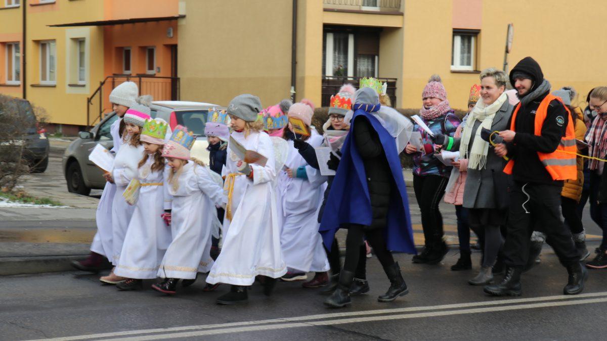 Orszak Trzech Króli przeszedł ulicami Piekar Śląskich