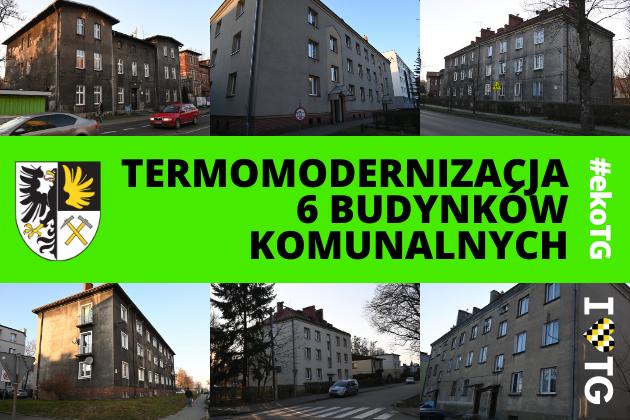 Kolejne miejskie budynki do termomodernizacji!