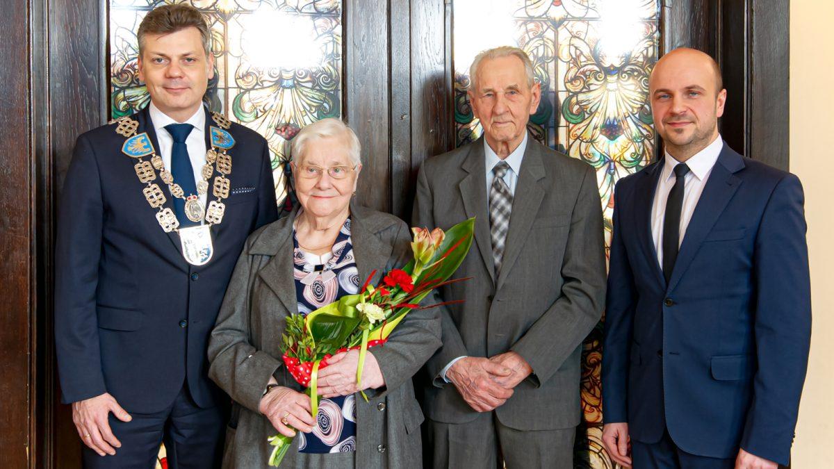 70 lat po ślubie