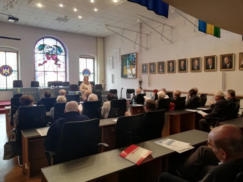 Wybory do Siemianowickiej Rady Seniorów