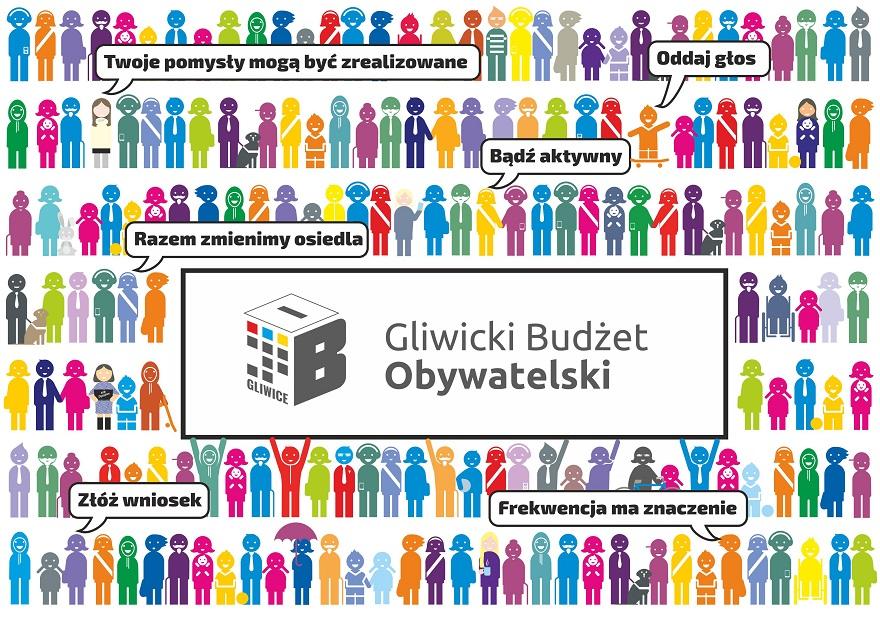 Gliwicki budżet obywatelski. Poznaj harmonogram