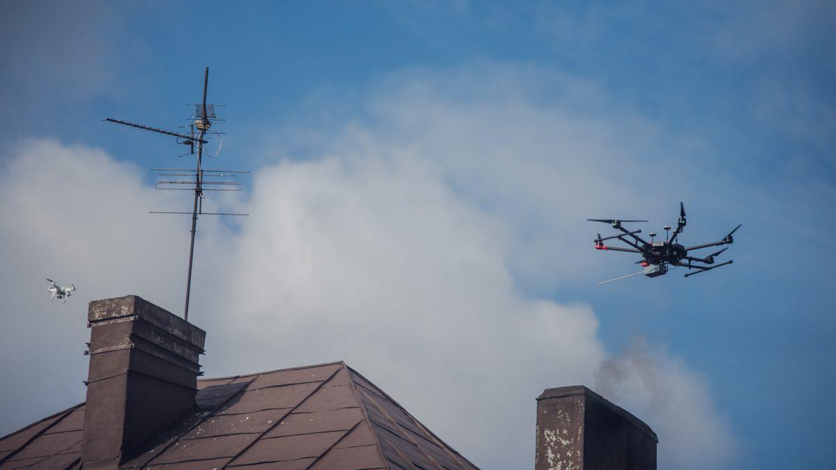 Miasta będą ze sobą współpracować w zakresie dronów