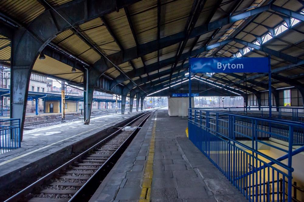 Bytom doczeka się modernizacji linii kolejowej