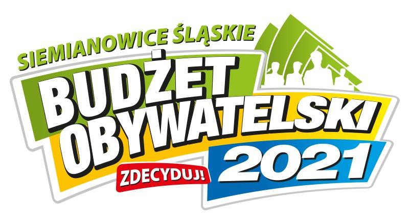 Plakat siemianowickiego budżetu obywatelskiego