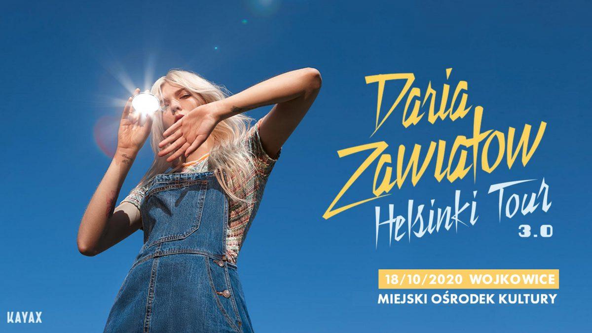 Daria Zawiałow na 10-tych Wojkowickich Dniach Kultury