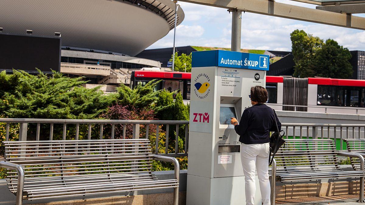 Automaty biletowe ŚKUP od teraz widoczne na mapach Google
