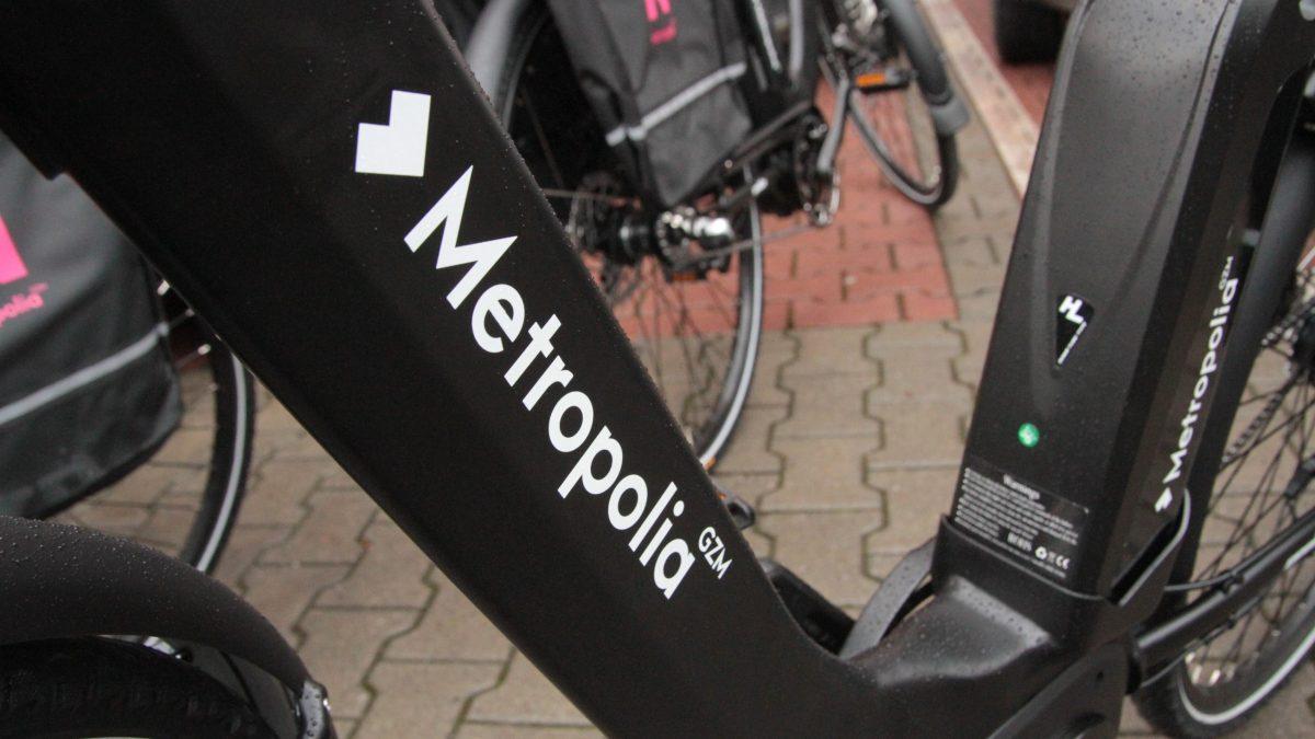 Siemianowiccy urzędnicy na e-rowerach