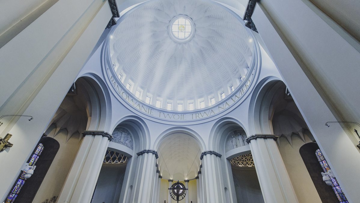 Wnętrze archidiecezji katowickiej