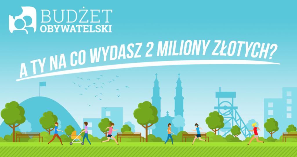 logo Budżetu Obywatelskiego w Piekarach Śląskich