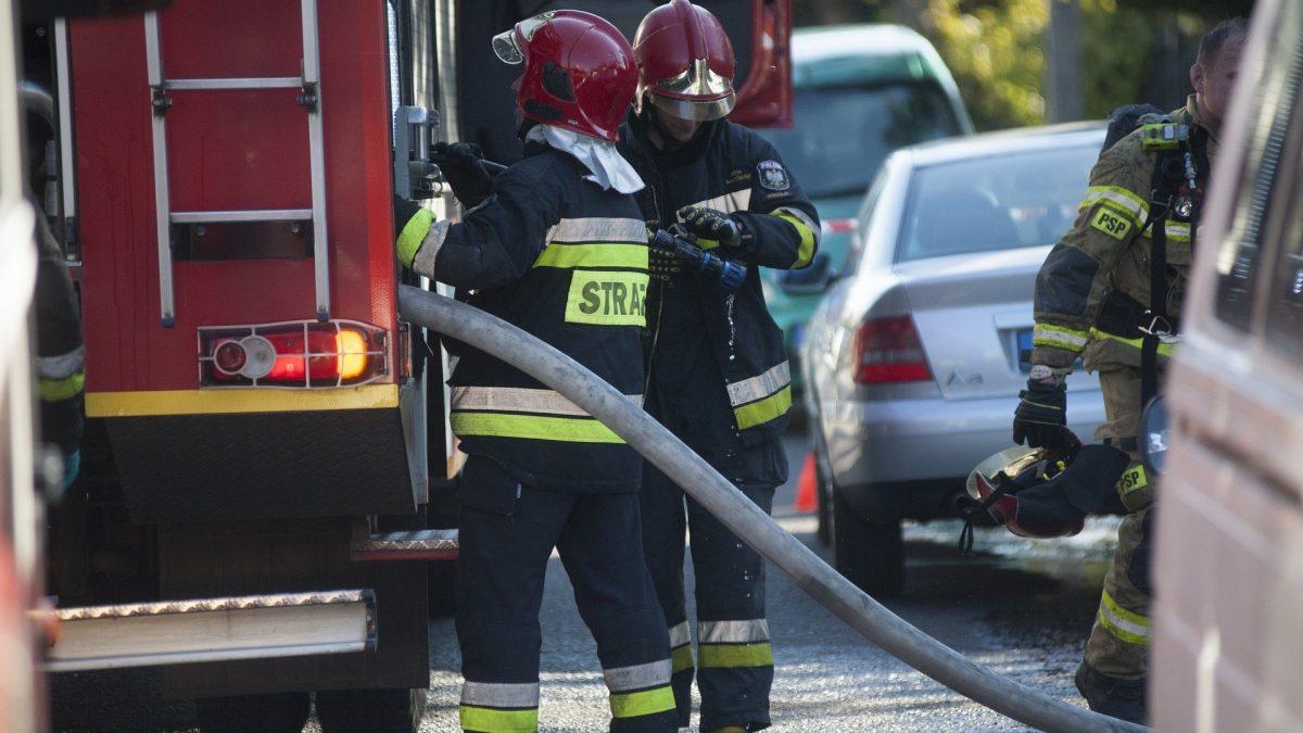 Strażacy-ochotnicy pomogą seniorom potrzebującym pomocy