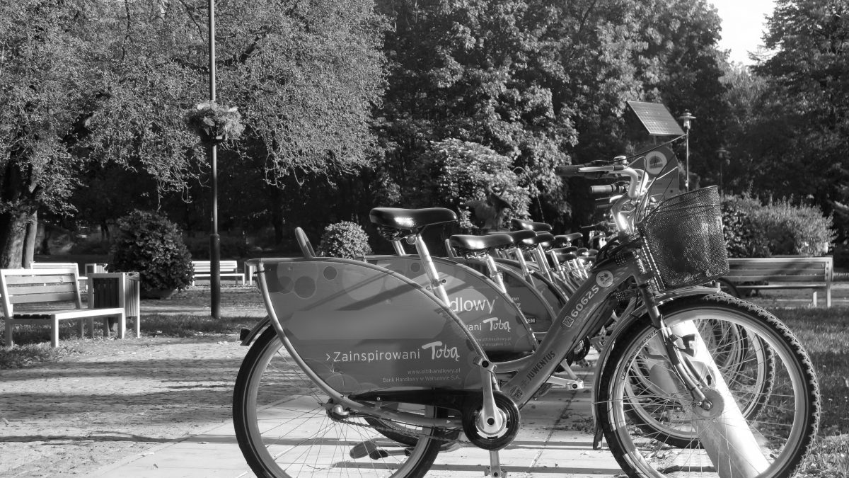 Przetarg na rower miejski unieważniony