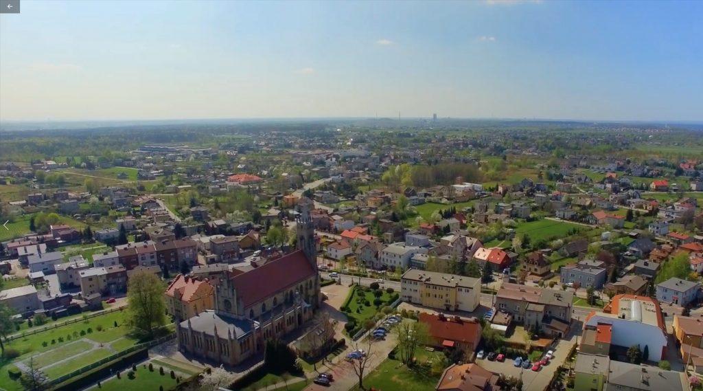 Strategia rozwoju miasta Imielin na lata 2021-2028