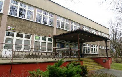 Budynek miejskiej biblioteki