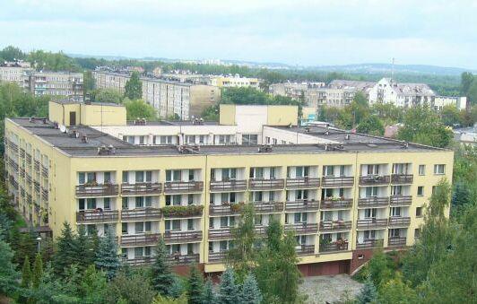 Budynek DPS Kombatant