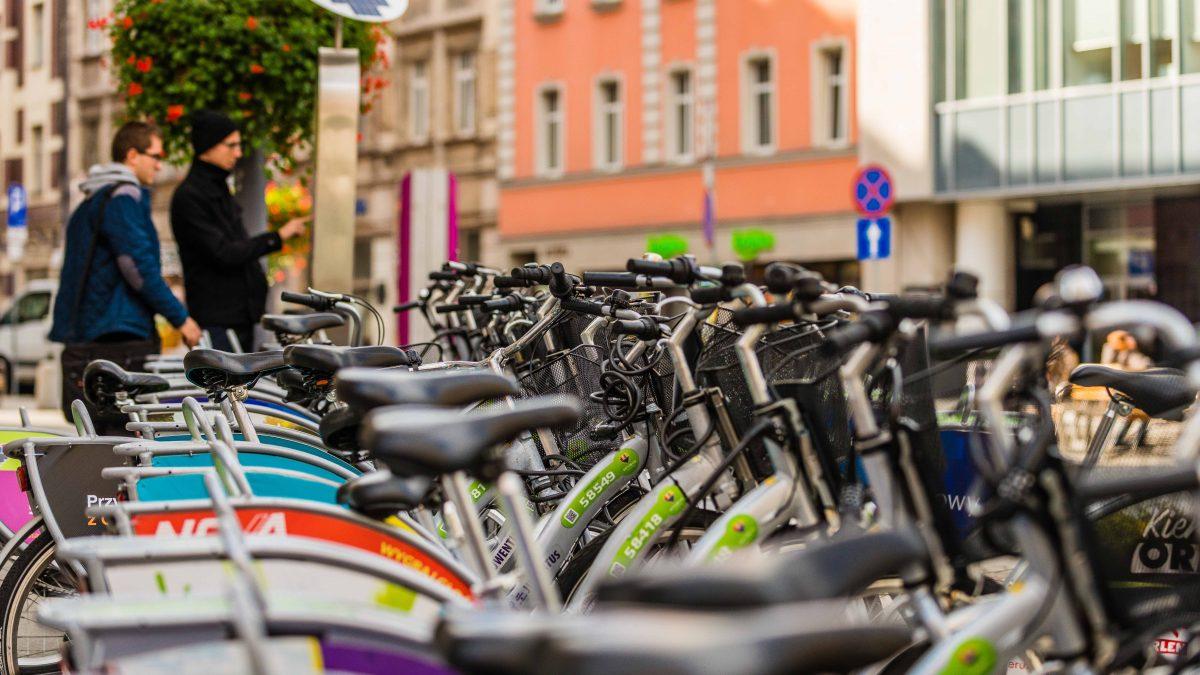 Od 1 kwietnia dostępne rowery miejskie w Katowicach