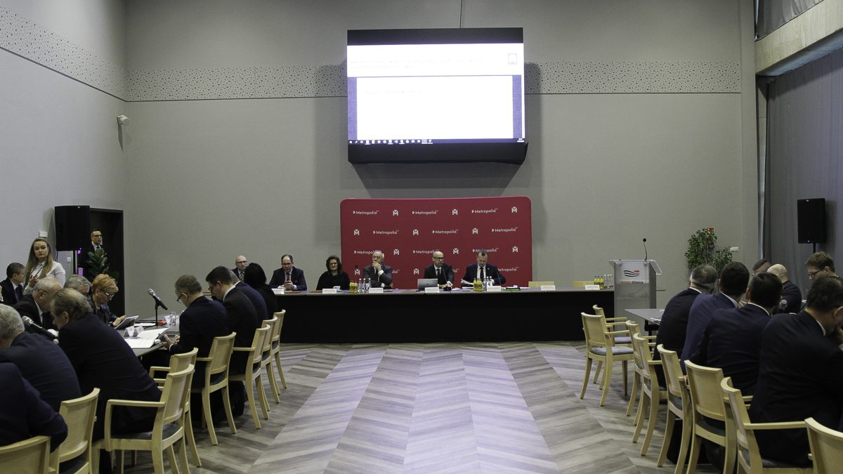 Posiedzenie Zgromadzenia Metropolii