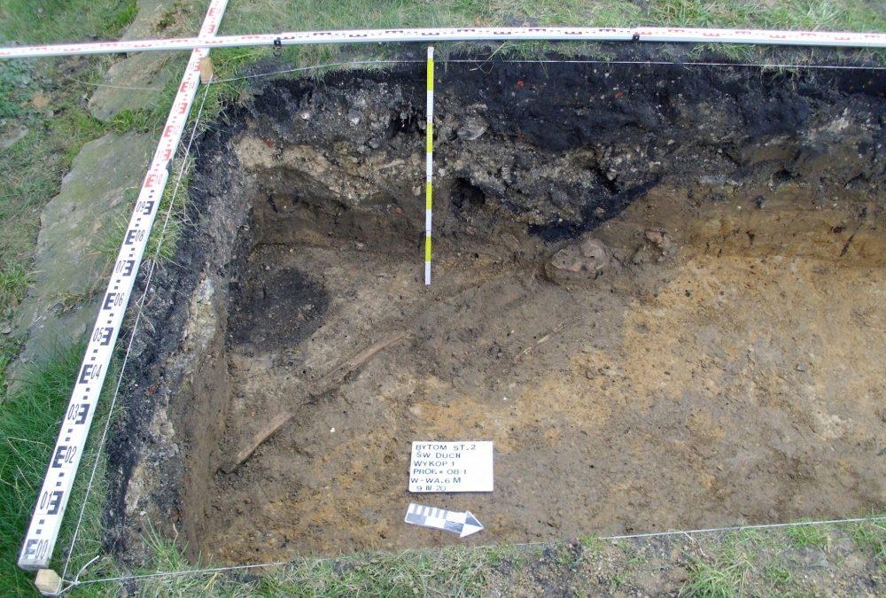 Kolejne odkrycia bytomskich archeologów