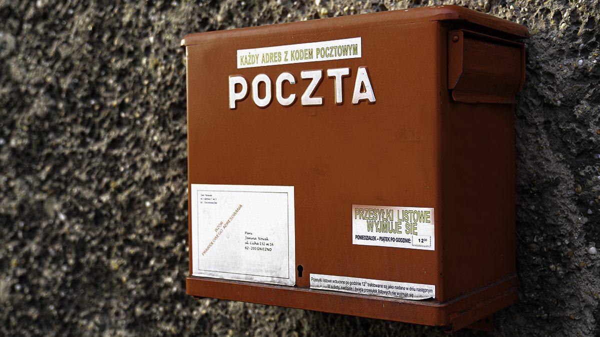 Miasto nie przekaże spisu wyborców Poczcie Polskiej