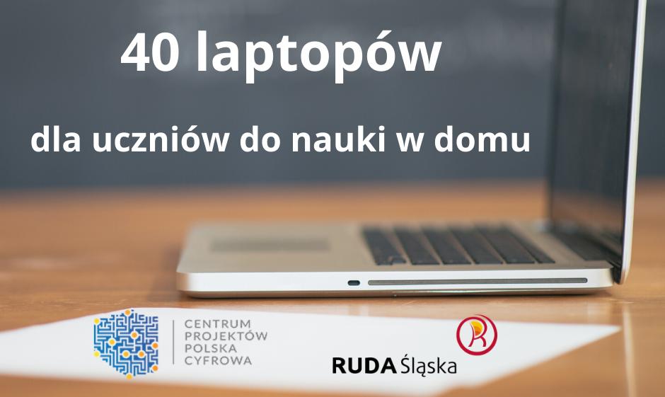 Ruda Śląska zakupi laptopy uczniom