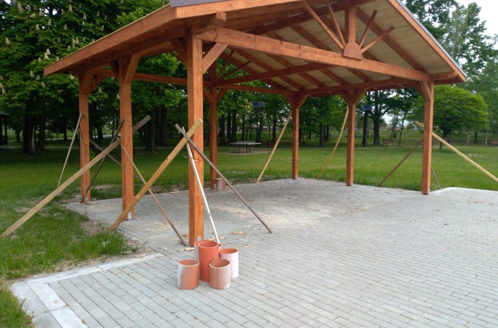 Nowe inwestycje na Mini Arboretum