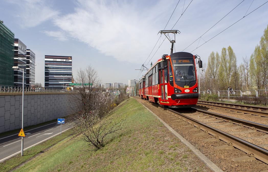 Tramwaje wracają na trasy w Metropolii
