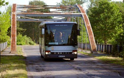 Autobus na trasie