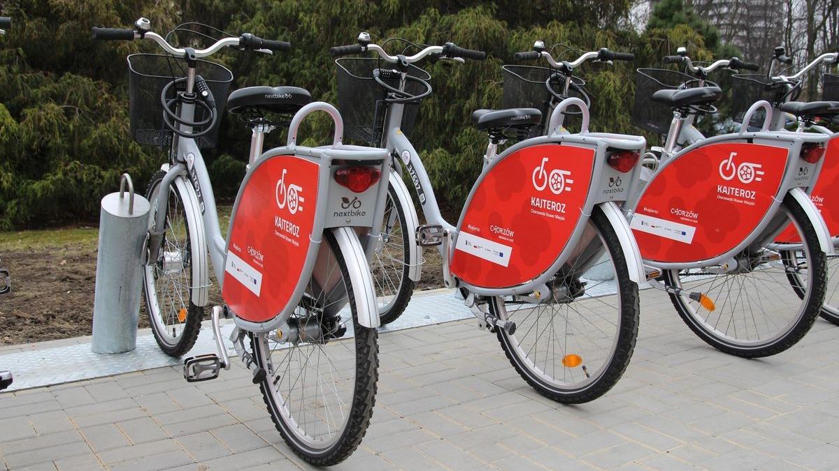 460 rowerów znów na ulicach Chorzowa