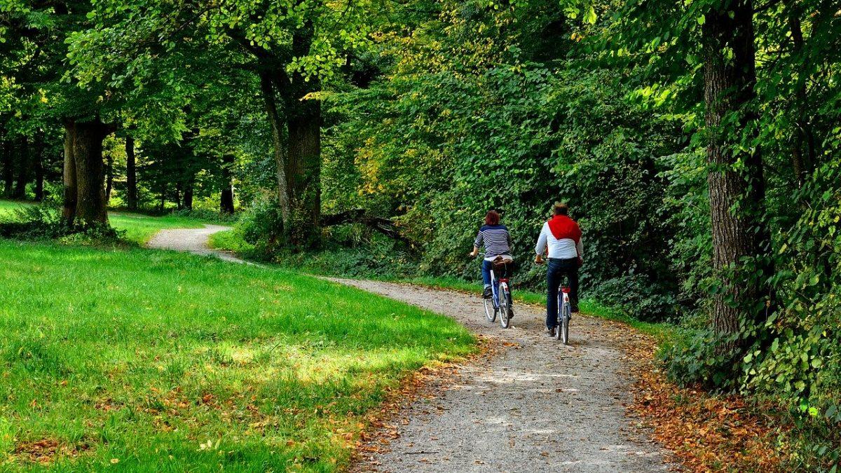 Mysłowickie szlaki rowerowe