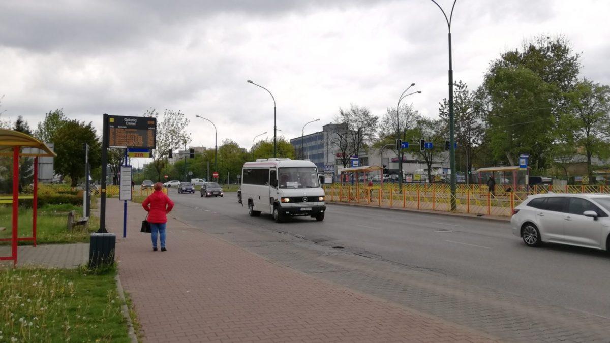 Modernizacja ul. Piłsudskiego i nowy parking