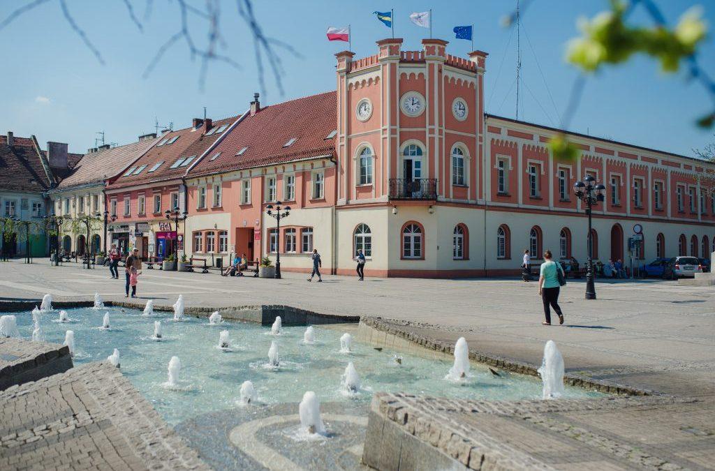 Darmowe maseczki dla mieszkańców Mikołowa