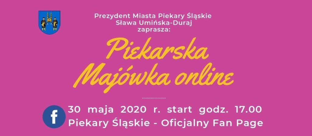Piekarska Majówka – online