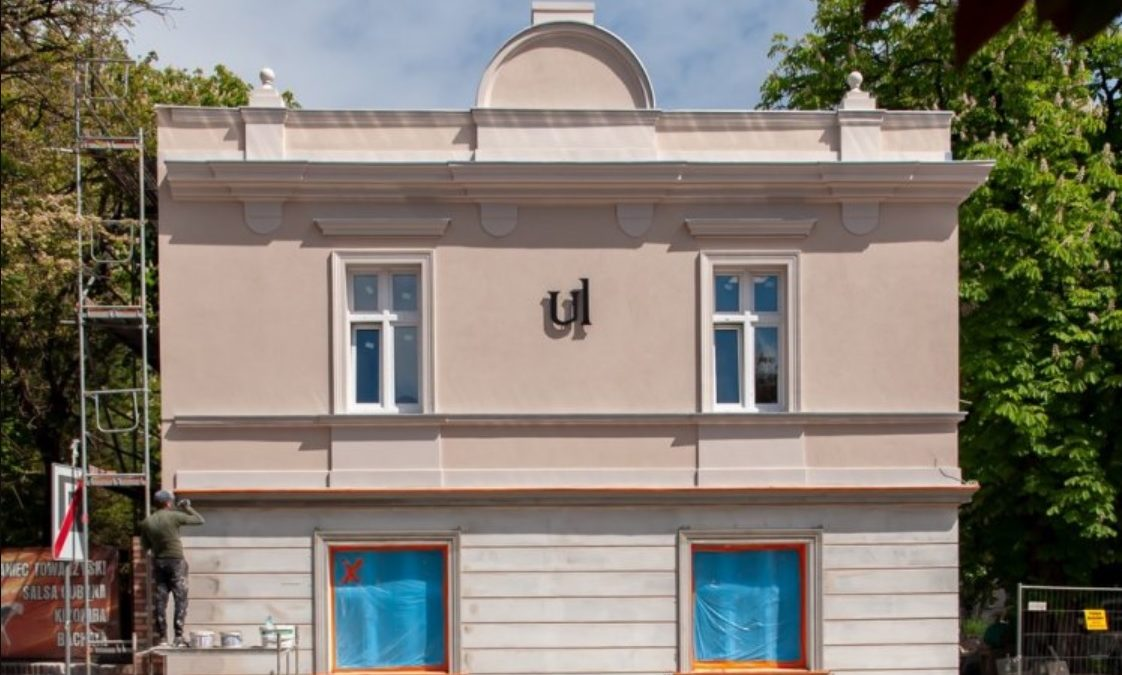"Historyczny budynek ""UL-a"" odnowiony"