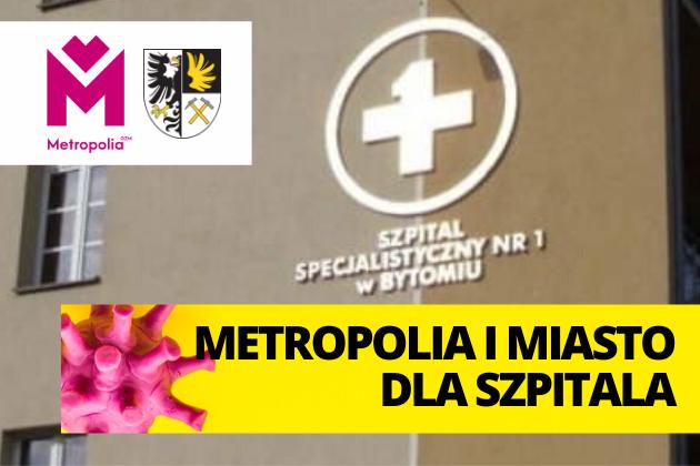 Miasto i Metropolia szpitalowi