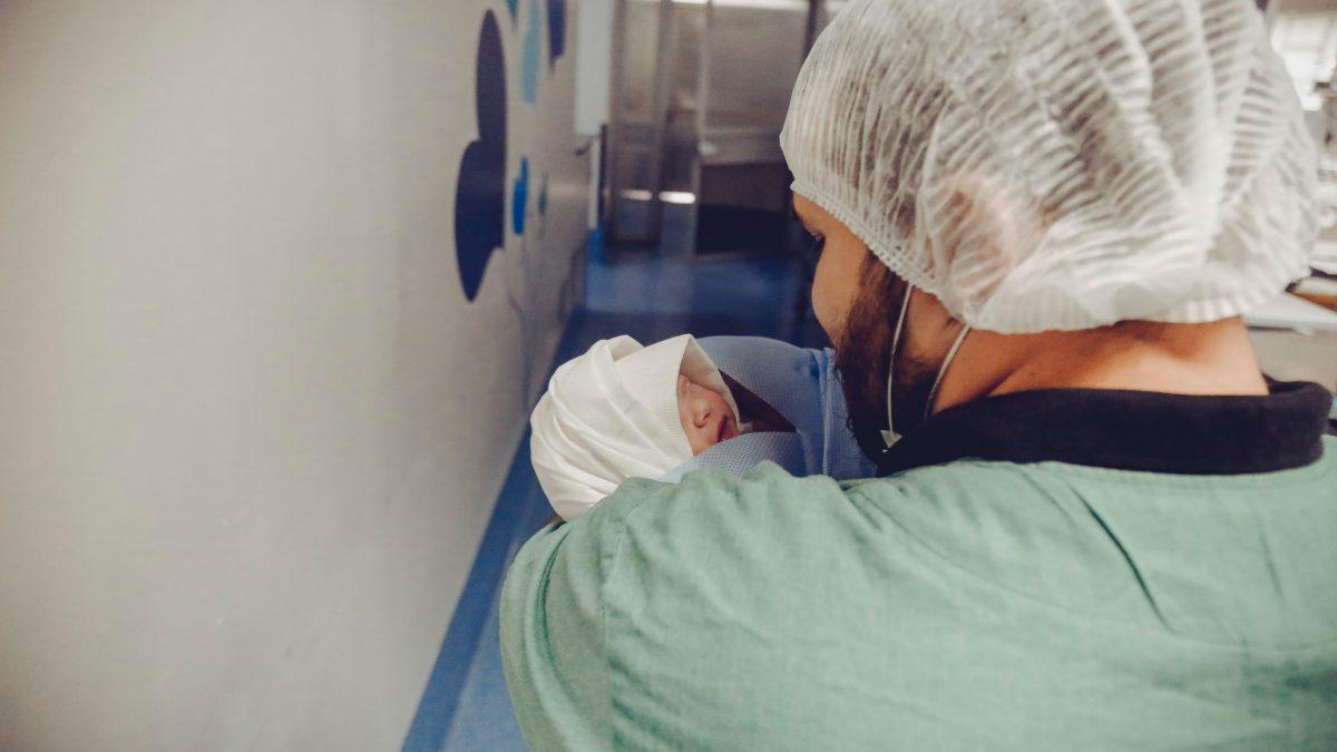 Gliwicka ginekologia przywraca porody rodzinne