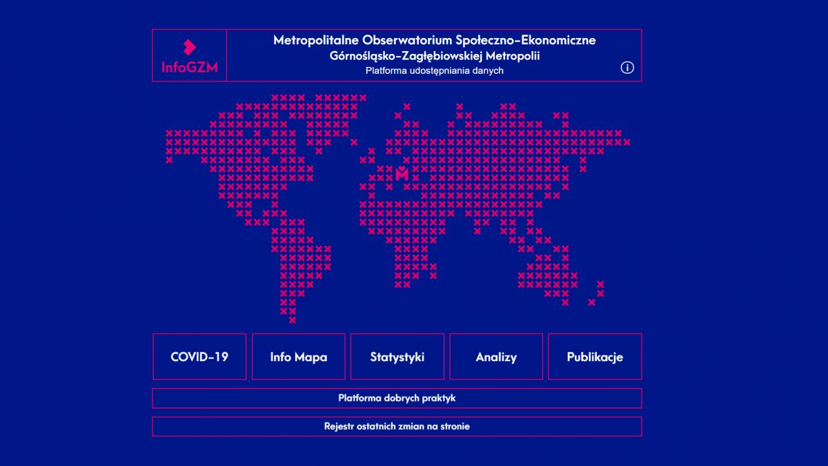 InfoGZM: Informacje o przetargach w gminach i miastach Metropolii od teraz w jednym miejscu