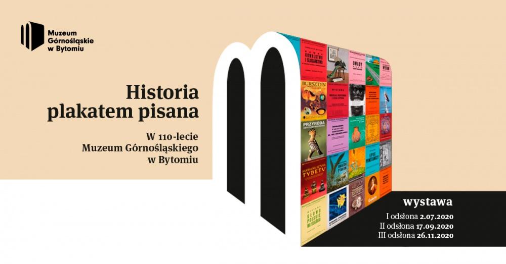 Historia plakatem pisana – otwarcie wystawy