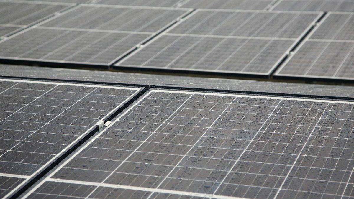Odnawialne źródła energii szansą na poprawę jakości powietrza w Tychach