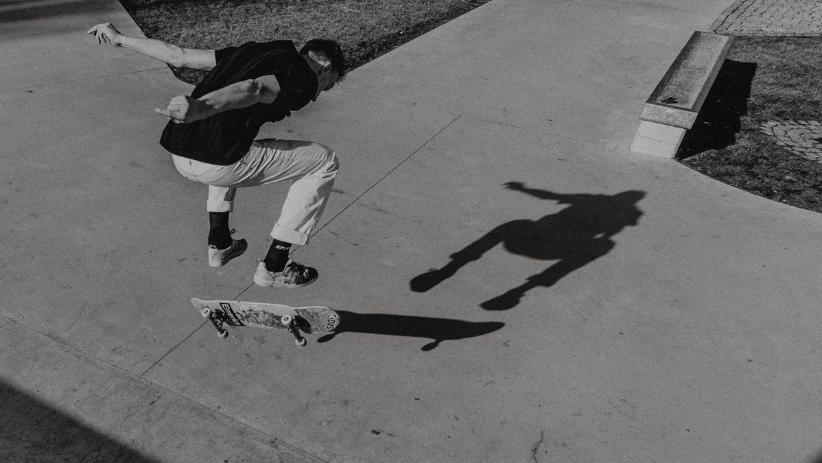 Wakacyjne szkolenia na skate parku