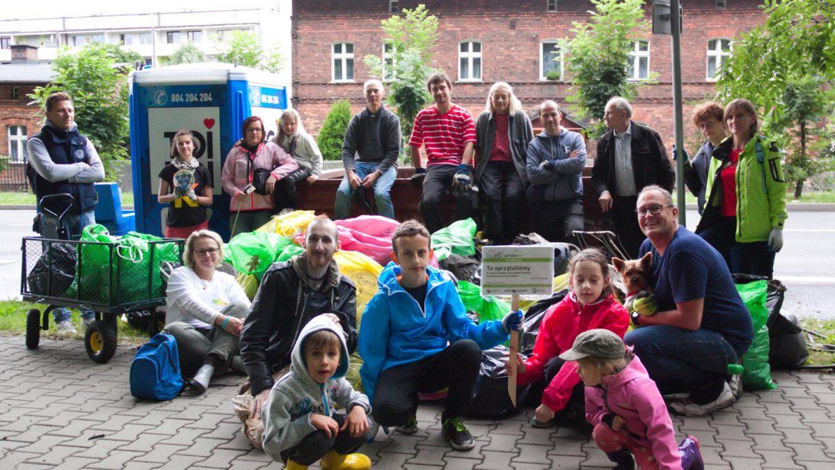 Wakacje ze sprzątaniem Katowic