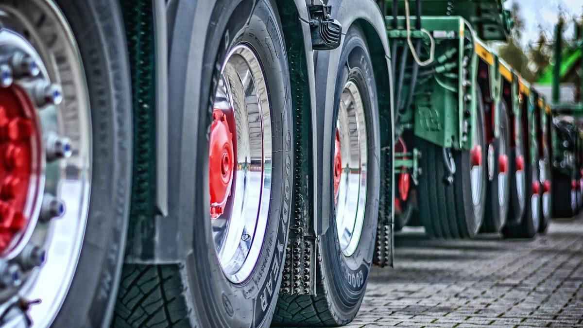 Mniej ciężarówek na Strzemieszyckiej