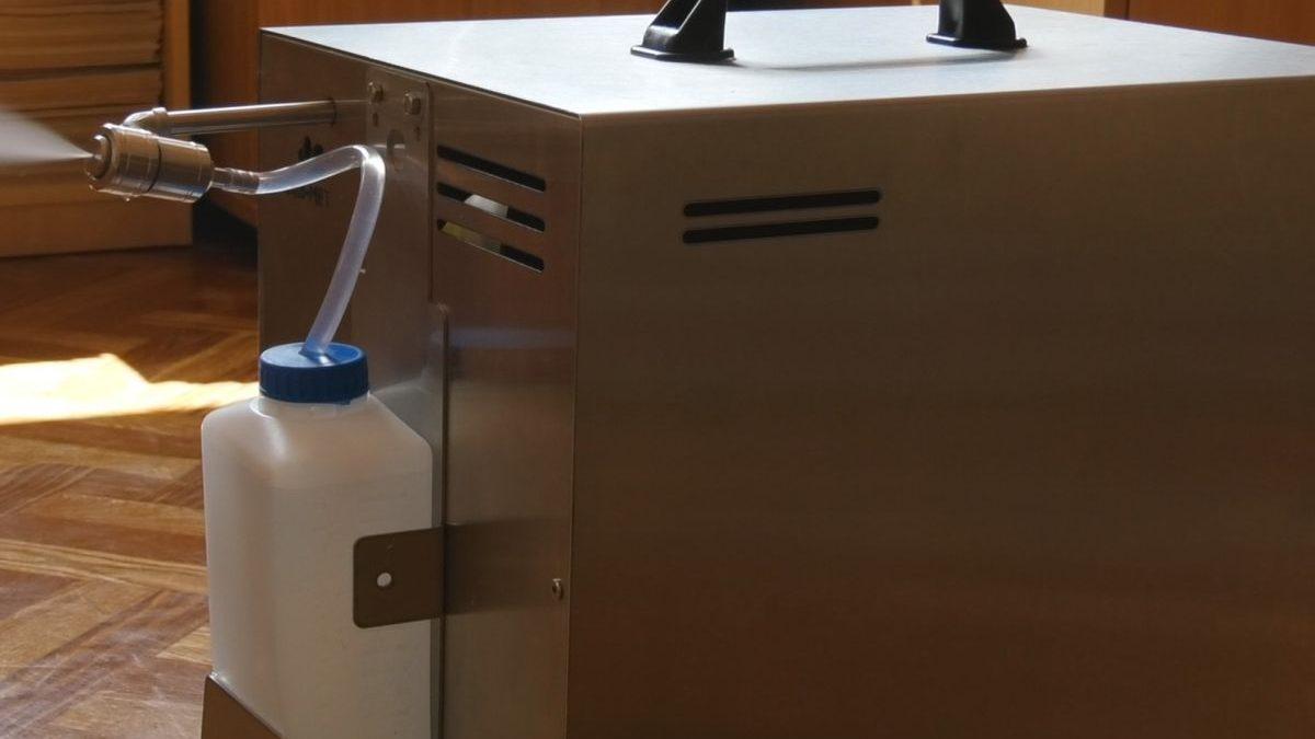 urządzenie do dezynfekcji pomieszczeń