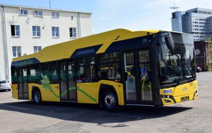 autobus elektryczny