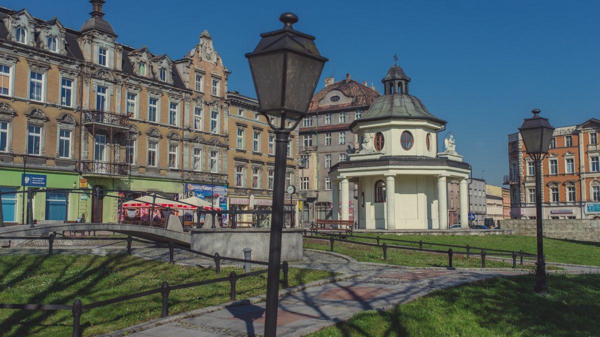 Centrum Mysłowic