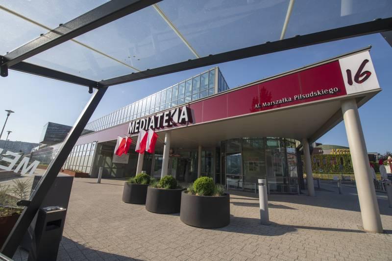 Budynek Mediateki