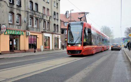 Zabrze. Zmodernizowane torowisko tramwajowe